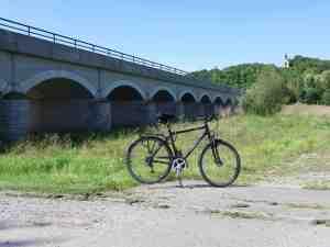 Sachsenburg Bridge w Gertie